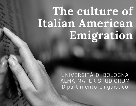 "Progetto ""The culture of Italian American Emigration"""